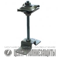 Кровельный держатель проводника 110 мм, горячеоцинкованный