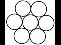 Канат стальной (трос) ГОСТ 3062-80