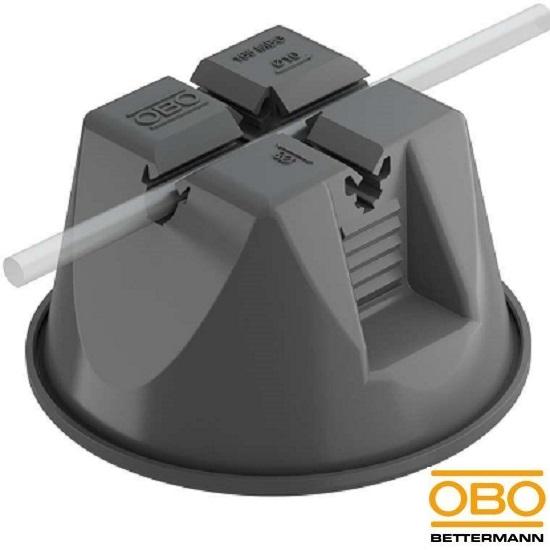 Держатель проволоки для плоской кровли 165 MBG-8-10