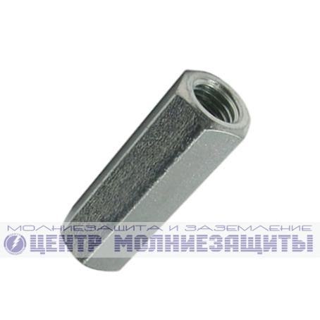 Муфта монтажная (ударная) 16 мм, сталь