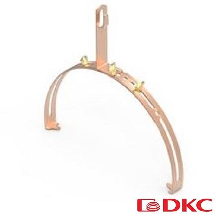 Зажим коньковый регулируемый медь ND2205CU DKC