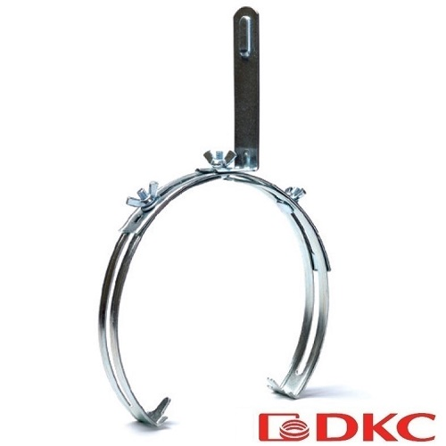 Зажим коньковый регулируемый увеличенного размера ND2203 DKC